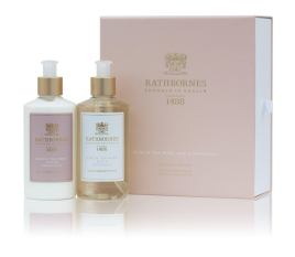 Rathbornes 1488 Dublin Tea Rose Bath & Body Gift Set, €45 https://bit.ly/3esGQPb