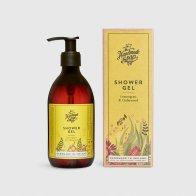 The Handmade Soap Shower Gel Lemongrass & Cedarwood, €11.95 https://bit.ly/3oXoZVB