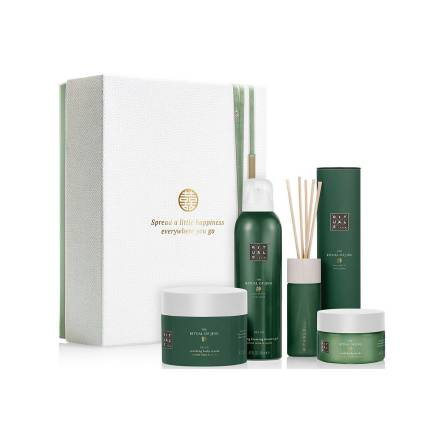 Brown Thomas Rituals The Ritual of Jing: Calming Collection 2020, €39.90 https://bit.ly/2U2ViUt