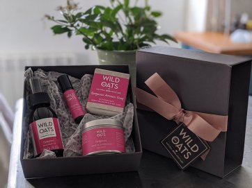 Wild Oats Gorgeous Luxury Gift Box, €50 https://bit.ly/352dkNg