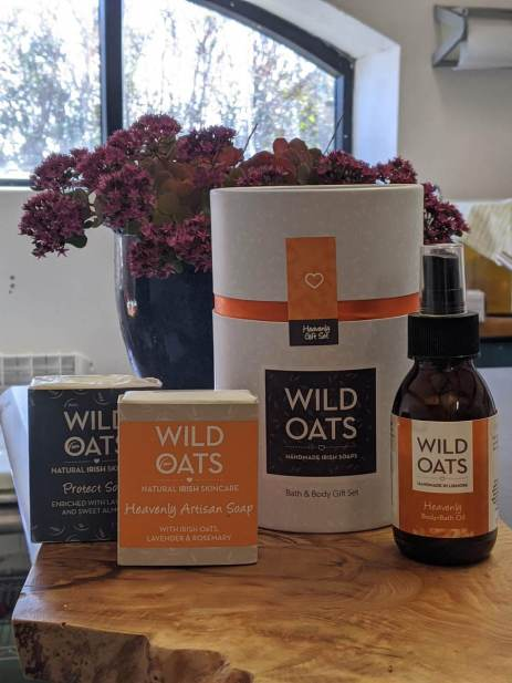 Wild Oats Heavenly Pamper Gift Box, €26 https://bit.ly/3exZlSf